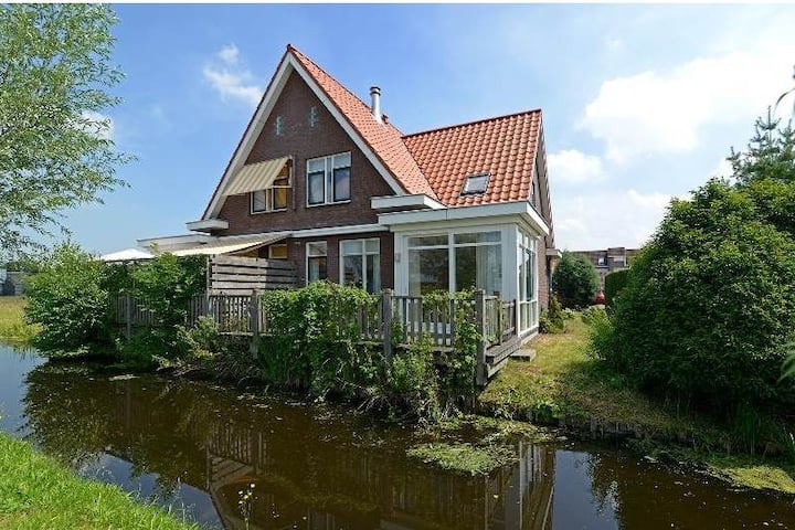 Beautiful house in the centre of NL