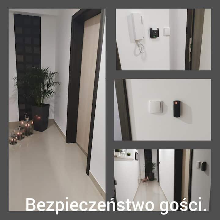 Apartament PORT 3 -50 m od morza