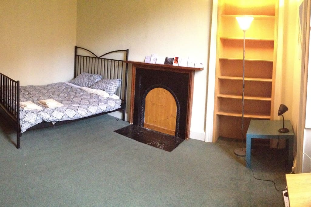 Room available, a little empty but I'm hoping to make it cosier soon!