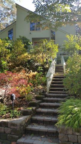 Secret Garden in Mystic
