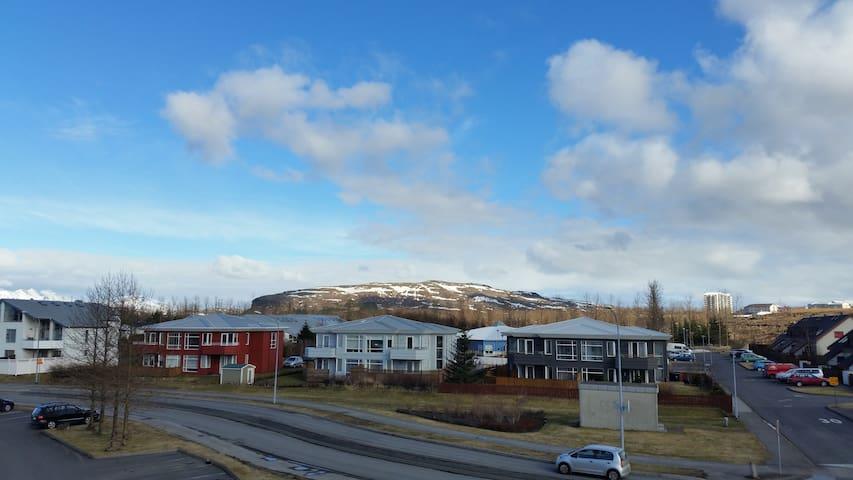 Great little apartment in Reykjavik - Reykjavík - Wohnung