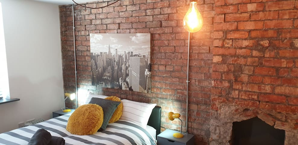 #Urban Free parking stylish 3 bed apartment