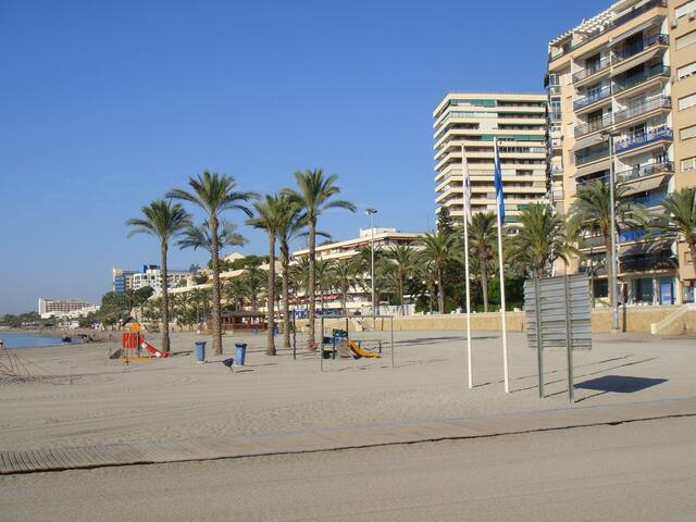 300 days of the sun a year. Beach - Aguadulce - Lejlighed
