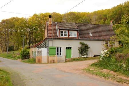 Gezellig authentiek boerderijtje - Saint-Prix - Hus