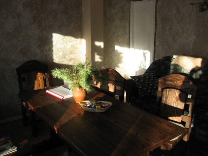 Тихий и уютный отдых с комфортом!