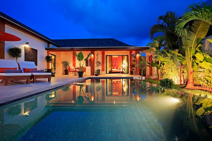 Designer Villa with Private Pool - Phuket - Villa