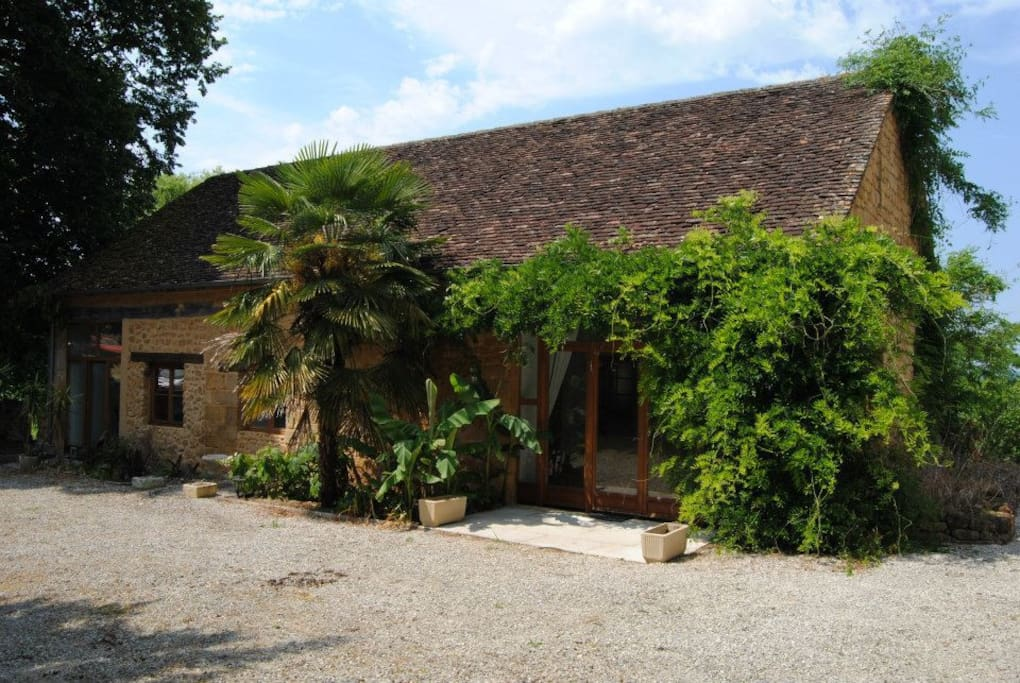 Beautiful Gite situated next to the chateau