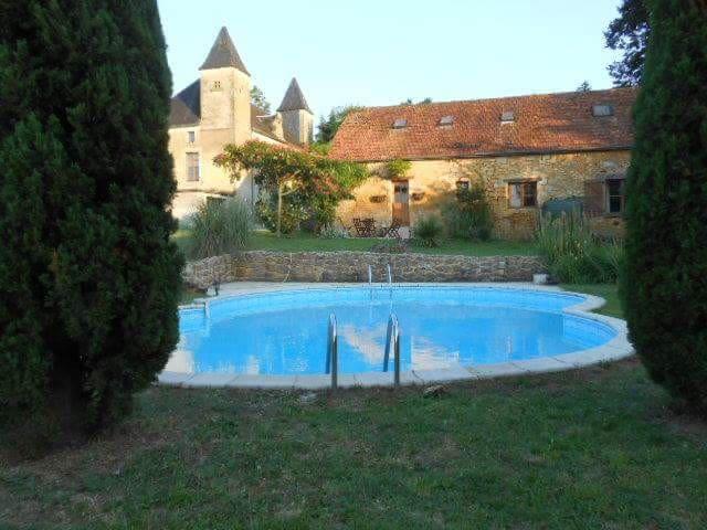 Poppy Gite -Chateau des Etoiles - Gourdon - Andere