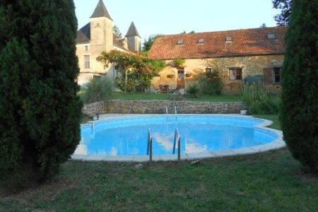 Poppy Gite -Chateau des Etoiles - Gourdon - 其它