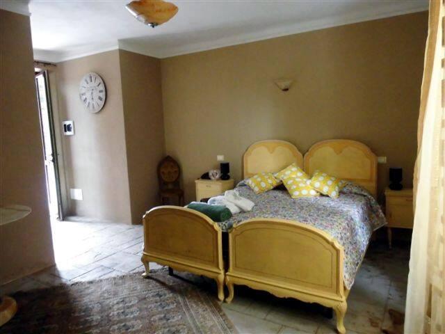 Stanza per disabili nella natura - Bubbio - Bed & Breakfast