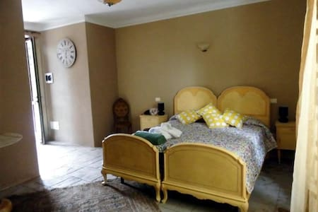 Stanza per disabili nella natura - Bubbio - 家庭式旅館