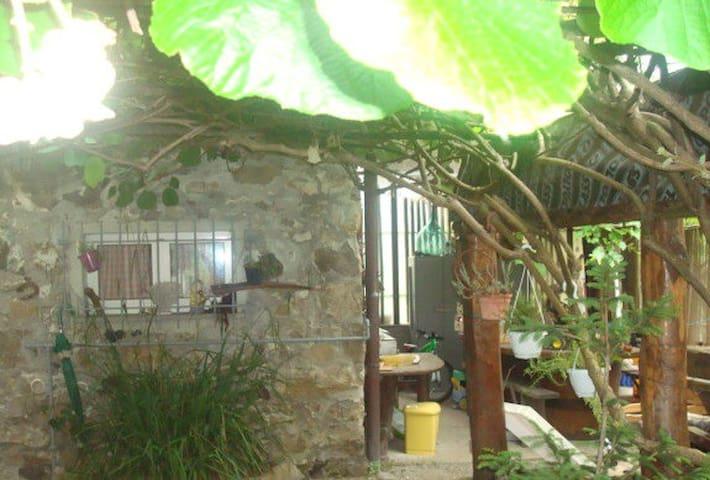 Monolocale rustico per la vacanza rilassante - Piana - Dům