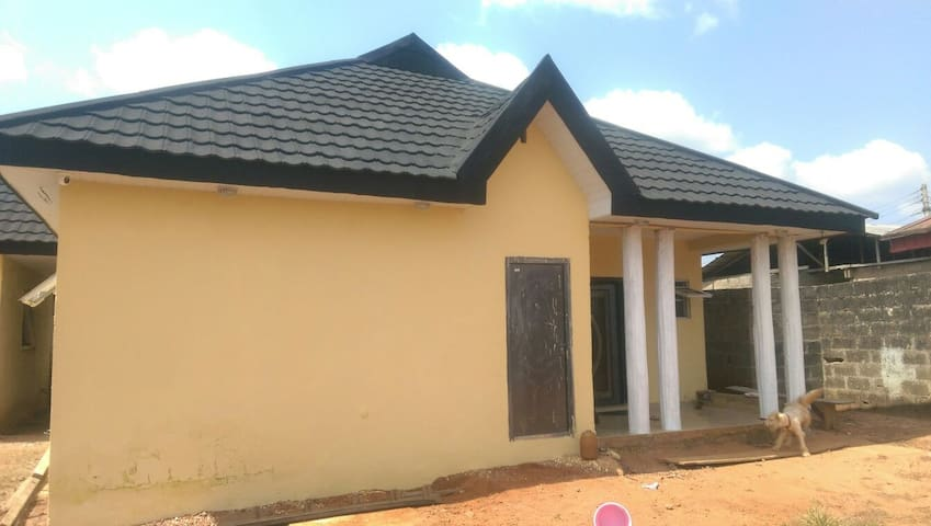 Best county home in Nigeria - Loburo - Hus