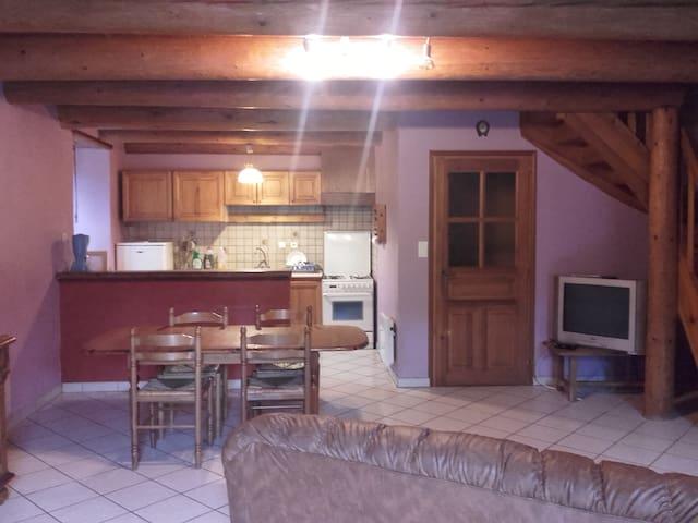 maison au calme - Lavoûte-sur-Loire - House