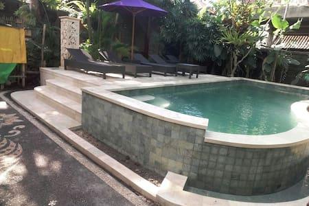 Mandia bungalow ubud 1# - ubud