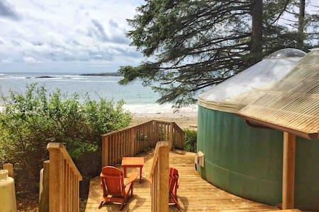 3. Small Ocean Front Yurt