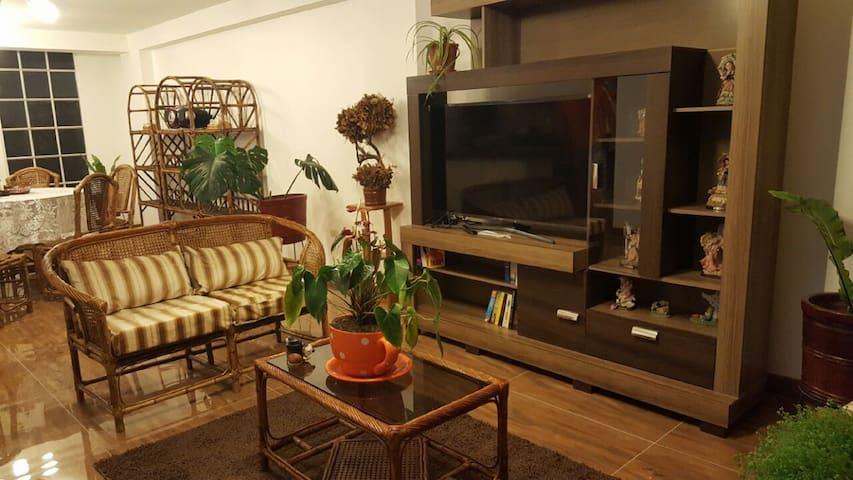 Modern family apartment in Cusco, Perú - Cusco - Leilighet