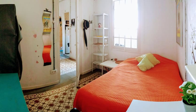`0´ Double Interior Room. Bonita! `0´