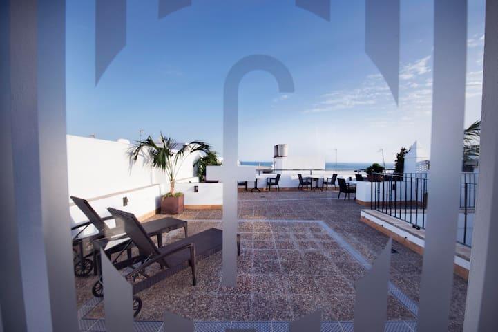 Habitación privada 109-Hostal Ferreira Interior