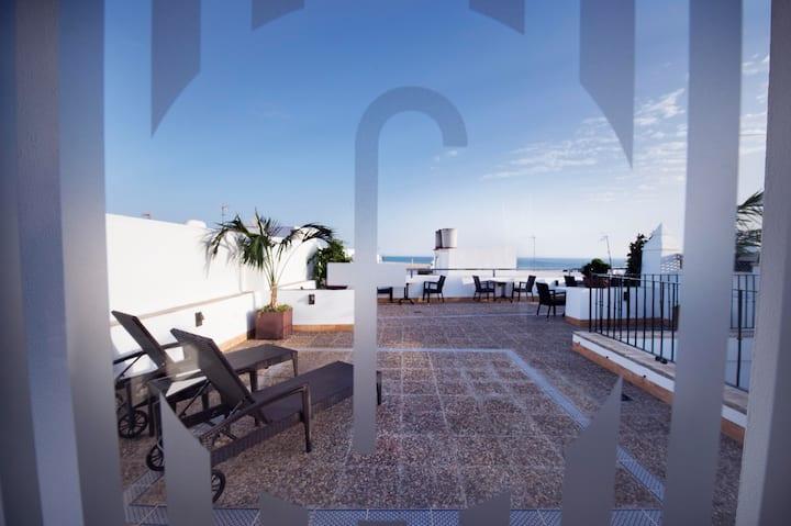 Habitación 105-Hostal Ferreira