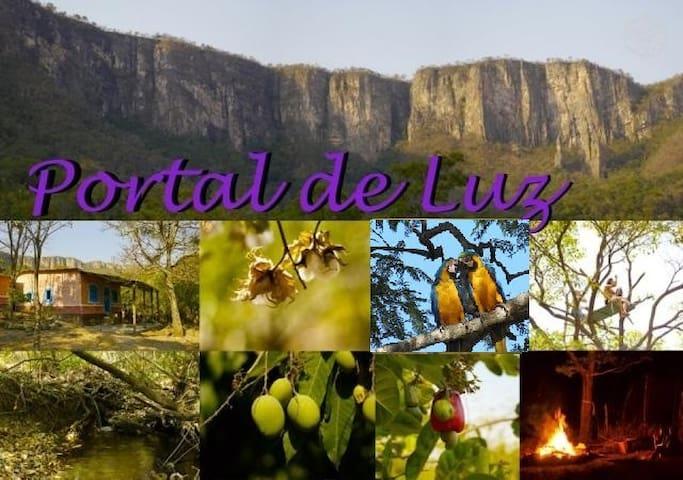 Camping para retiro individuais e grupos - Alto Paraíso de Goiás - Telt