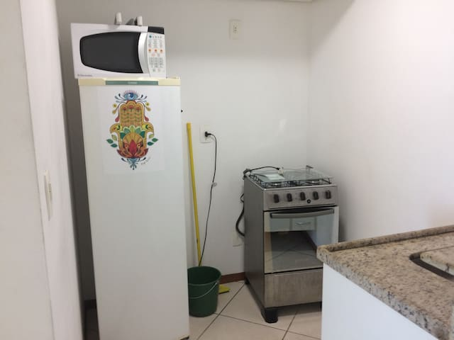 """1 Qto vista p/ o Mar """"Praia Costa"""" - Vila Velha - Apartment"""