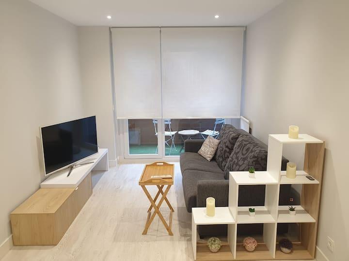 Apartamento recién reformado en Barakaldo