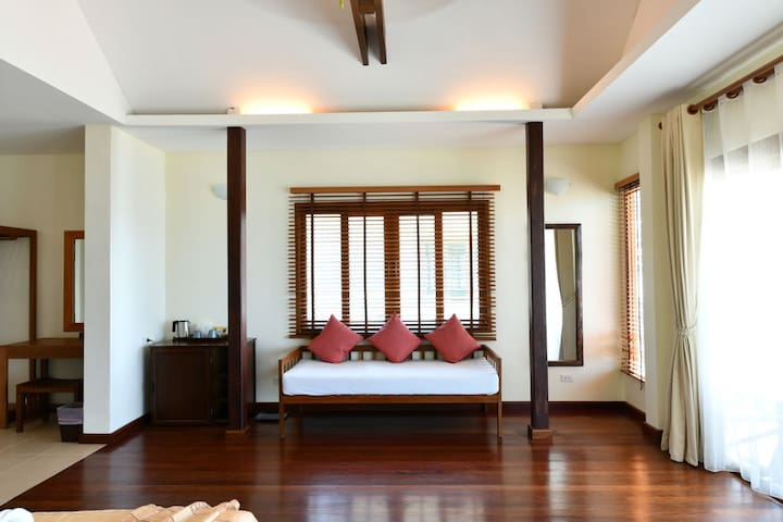 villa sea view room only