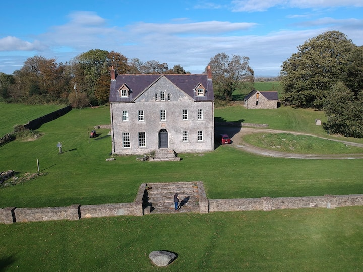 Traditional Irish Farm Cottage