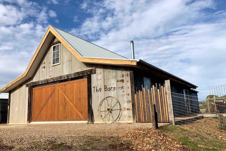 The Barn Escape