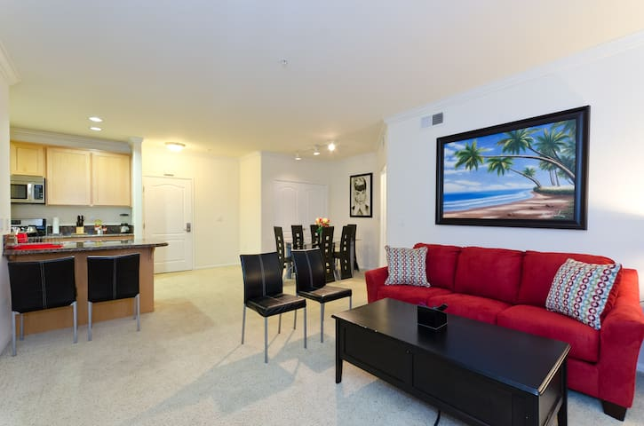 The Italiano 2BR/2BATH Downtown Luxury Suite! - Los Angeles - Pis