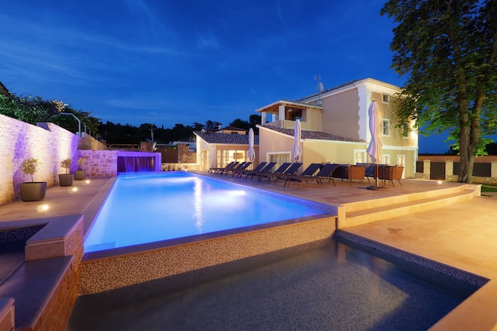 Villa Salute - Croatia Luxury Rent