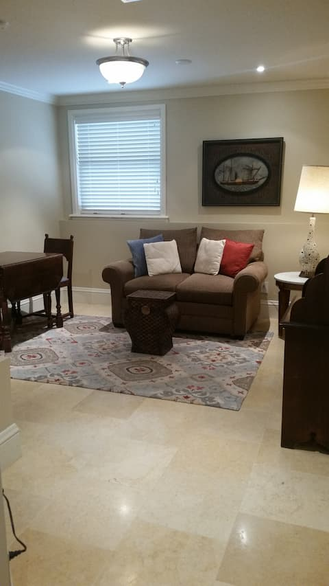 1 Bedroom + Office - Superhost Near UCSF Parnassus