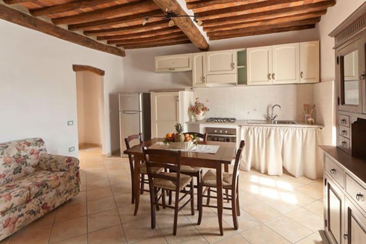 Appartamento in borgo antico - Sassetta - Leilighet
