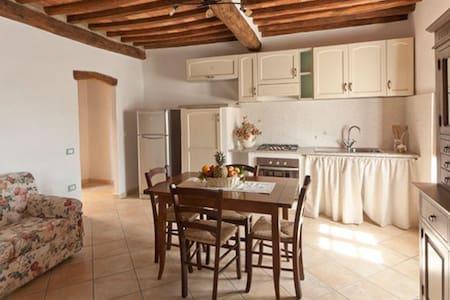 Appartamento in borgo antico - Sassetta - Flat