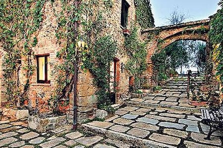 Charming with Hill Views in Tuscany - Montepulciano - Lakás