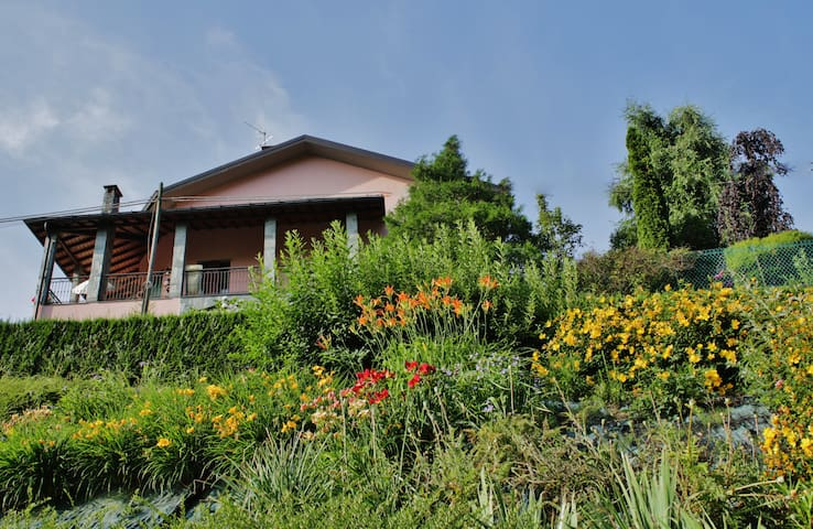 Bed and Breakfast Le Ortensie - Veglio
