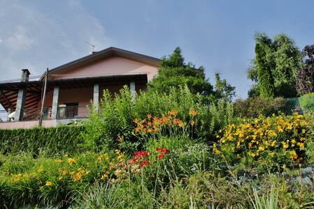Bed and Breakfast Le Ortensie - Veglio - Bed & Breakfast