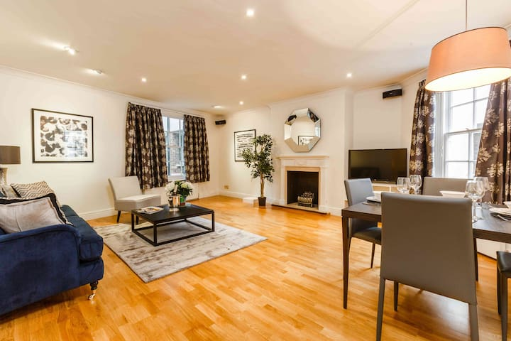 2 bedrooms flat in Chester Close, London
