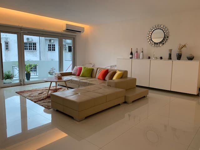 Comfortable modern condominium in Ipoh