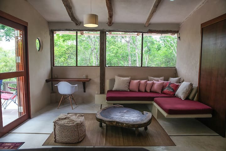 Amazing Hidden Stay in the Jungle - Tulum - Byt
