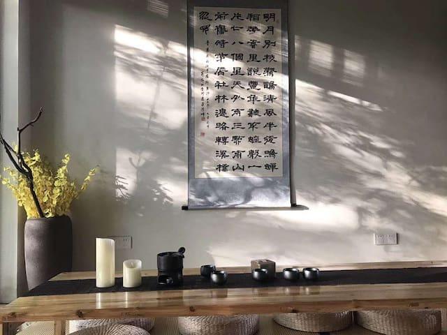 听三田舍——皖南川藏线上乡村民宿(整栋5间客房)