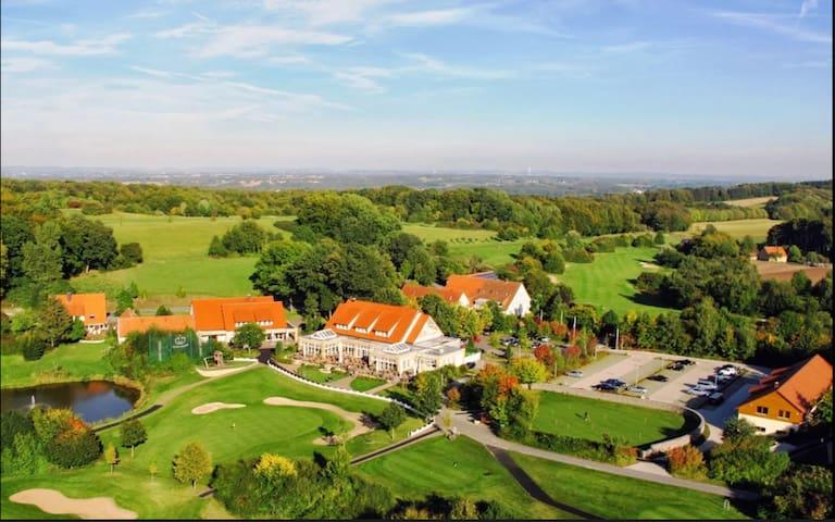 Golfurlaub in Halle/Westf. - Halle (Westfalen) - Casa