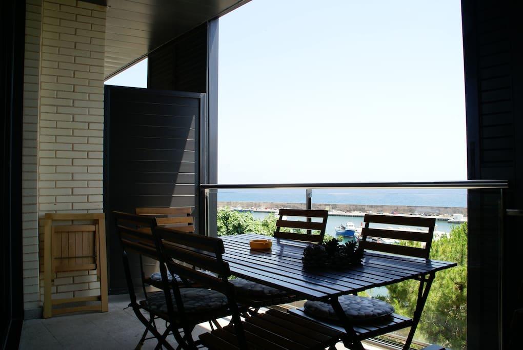 Terraza - Balcón Apartamento-Dúplex