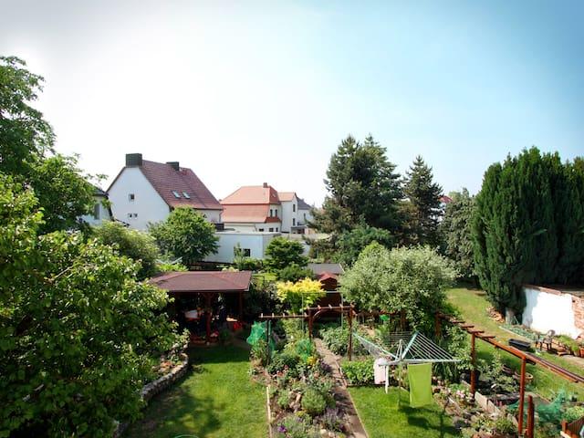 Charmante Ferienwohnung im Grünen in Unikliniknähe
