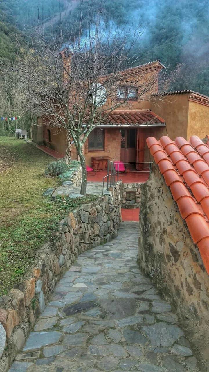 Can Teixidor de Pagès, rural house