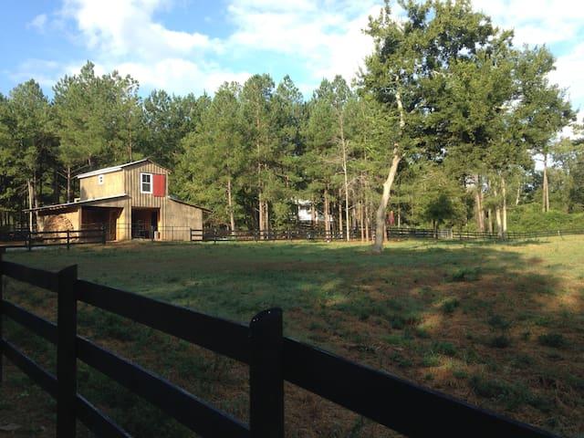 The Hay Loft - Aiken - Guesthouse