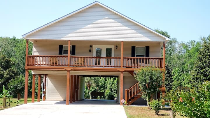 3 Mile Hideaway-Minutes to Holden Beach