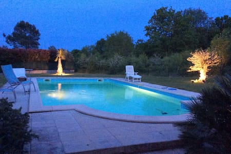 Maison de 140 M2 calme - Sainte-Eulalie - House