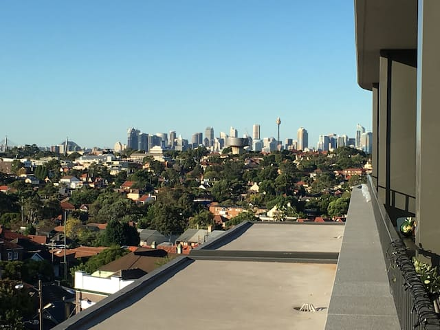 Top of the Hill - Dulwich Hill - อพาร์ทเมนท์